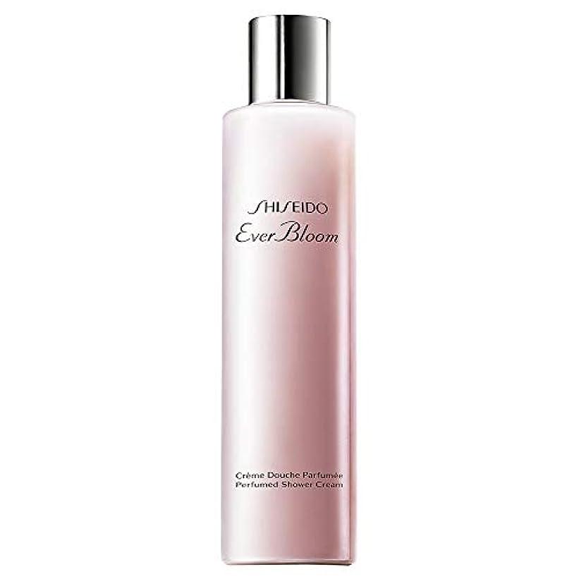 騒素人モバイル[Shiseido] 資生堂は、これまで香りのシャワークリーム200ミリリットルを咲かせ - Shiseido Ever Bloom Perfumed Shower Cream 200ml [並行輸入品]