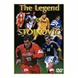 Fantasista DVD THE REGEND OF STOJKOVIC