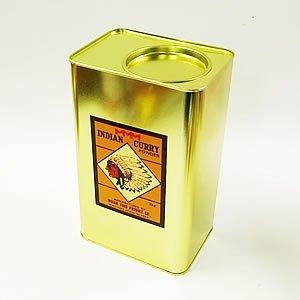 インデアン食品 インディアンカレー粉 2キロ缶(業務用)【smtb-k】【kb】