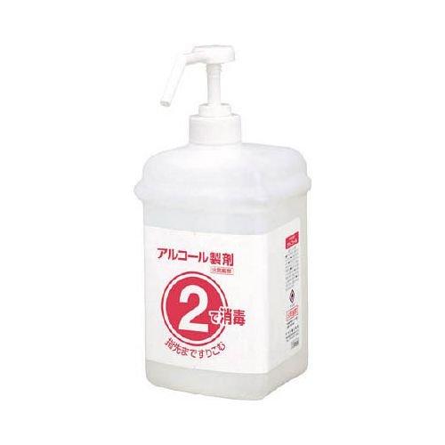 サラヤ アルコール噴霧容器 1・2セットボトル アルコール用...