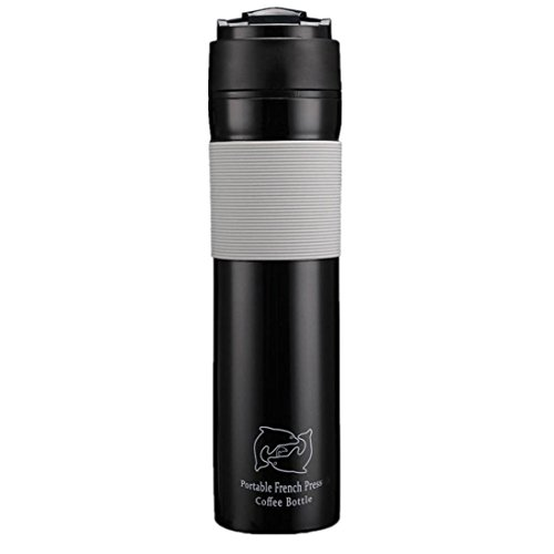 Liping ReusableコーヒーフィルタポータブルFrench Press Coffee Ma...