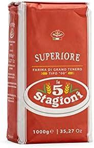 LE 5 STAGIONI Superior Flour, 1 kg