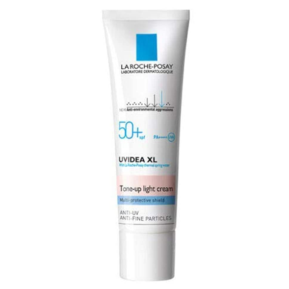 ミンチプラス療法La Roche-Posay ラロッシュポゼ UVイデア XL プロテクショントーンアップ Uvidea XL Tone-up Light Cream 30ml SPF50+PA++++
