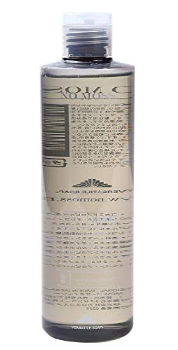 幹ゴールド折り目NO MOSS VERSATILE SOAP(ノーモス バーサタイル ソープ) RAVE 300ml
