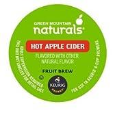 KEURIG Kカップ  Green Mountain Naturals®*ホットアップルサイダー(24個)【並行輸入品】