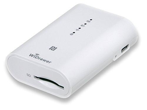 ラトックシステム Wi-Fi SDカードリーダー REX-S...