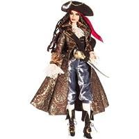 2007 Pirate Barbie(バービー) - Barbie(バービー) Collectible Gold Label ドール 人形 フィギュア(並行輸入)