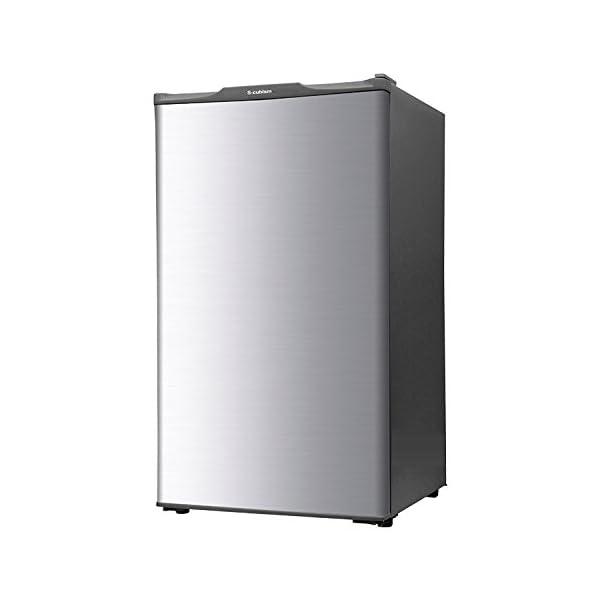 エスキュービズム 1ドア冷凍庫 WFR-1060...の商品画像