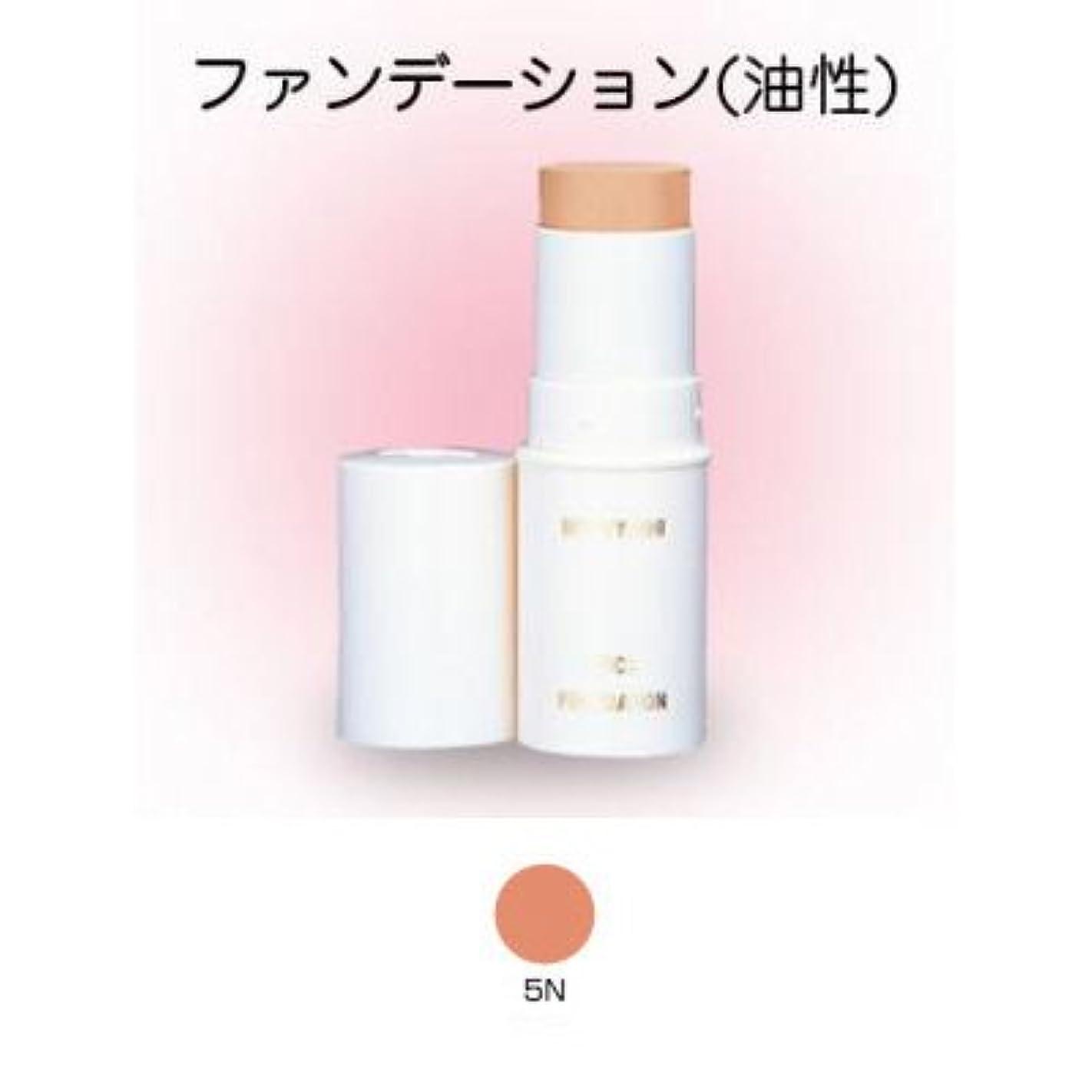 鎮痛剤推進力確執スティックファンデーション 16g 5N 【三善】