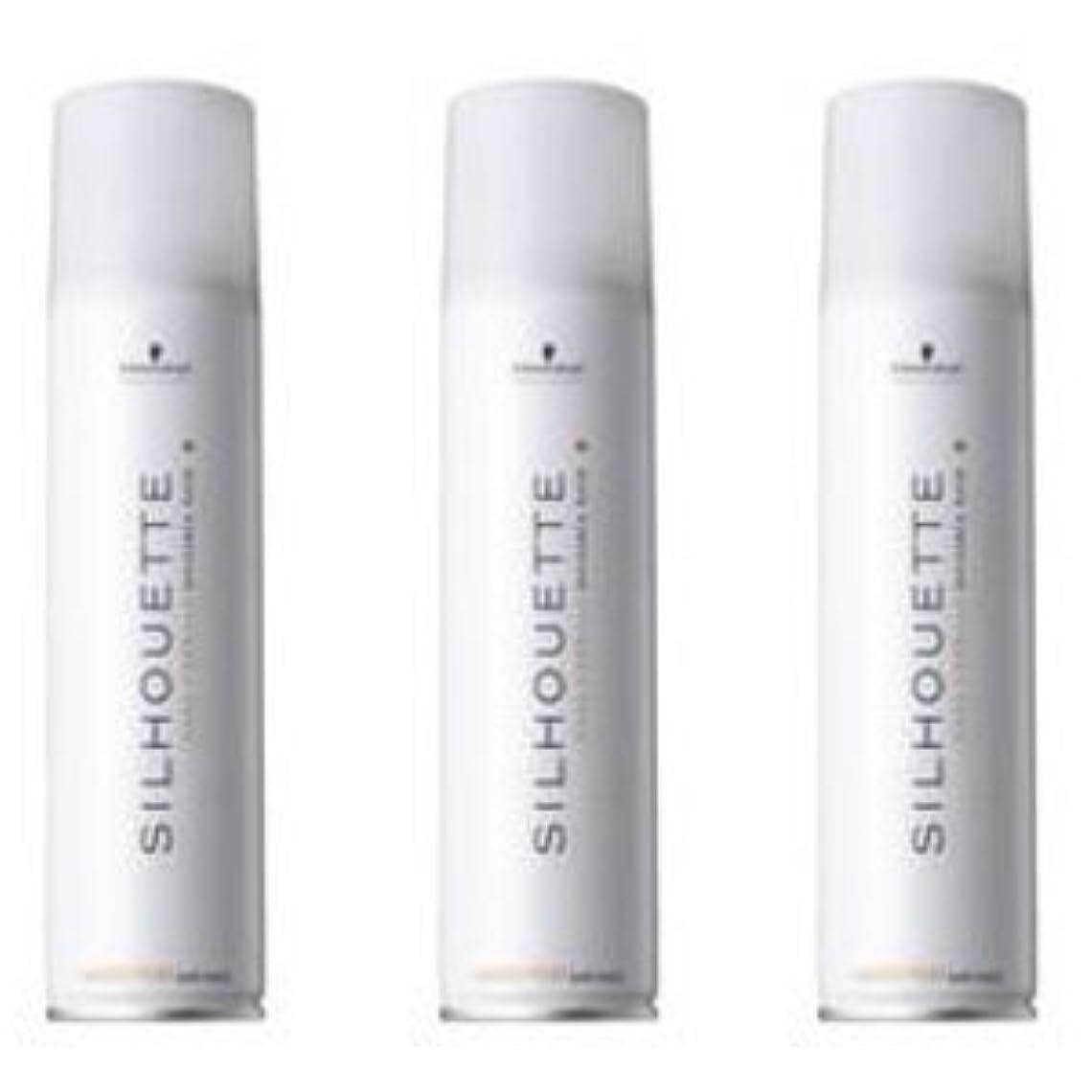 【x3個セット】 シュワルツコフ シルエット/SILHOUETTE ソフトスプレー 295ml