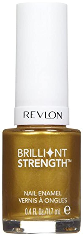 利用可能争う贈り物REVLON BRILLIANT STRENGTH NAIL ENAMEL #110 HYPNOTIZE
