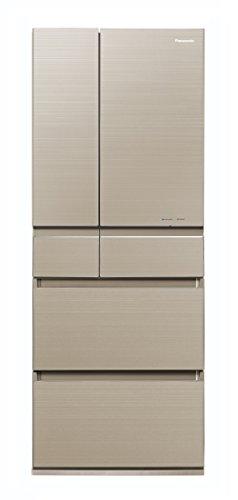 パナソニック 冷蔵庫 6ドア 450L パーシャル搭載 マチュアゴールド NR-F454HPX-N