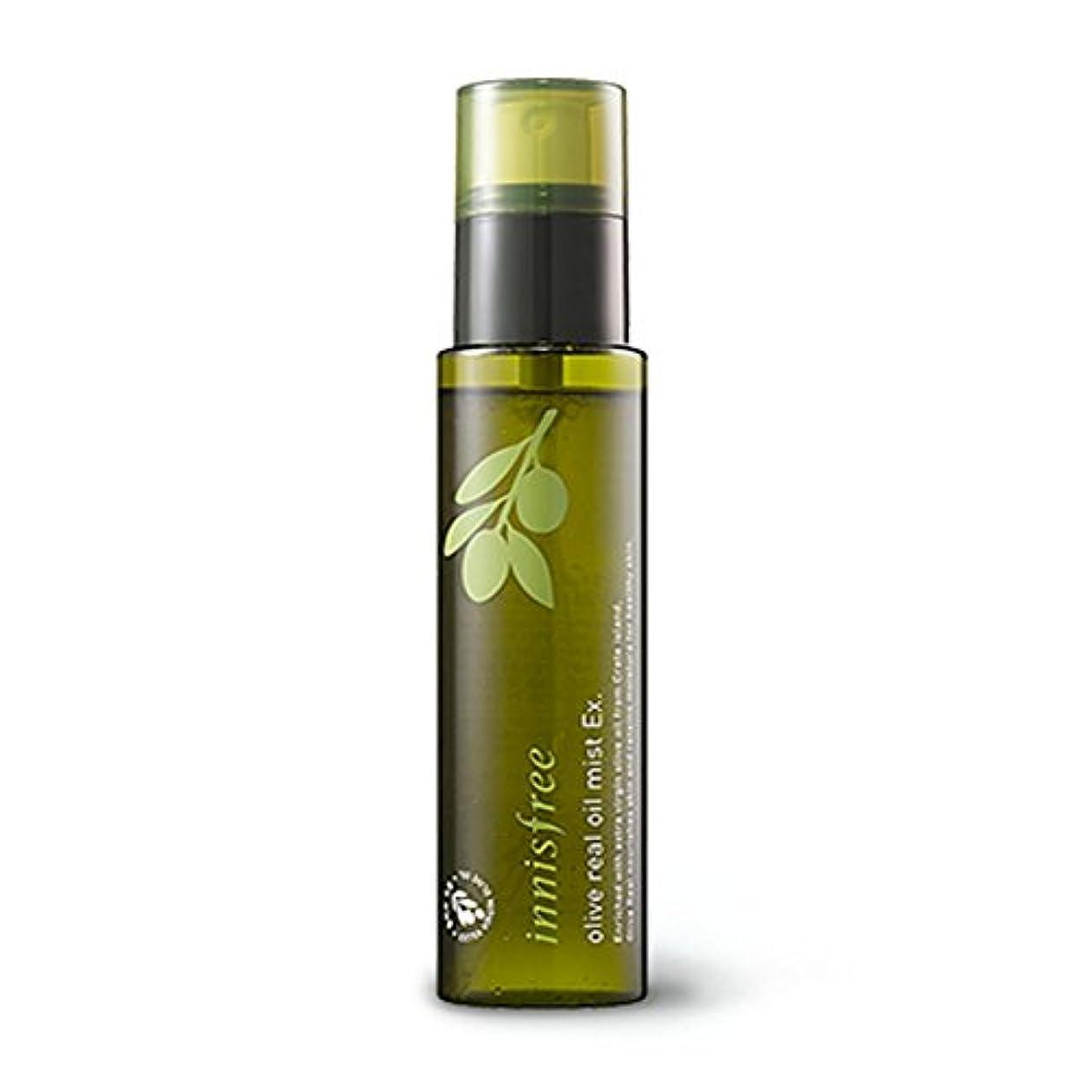 イニスフリー オリーブリアルオイルミストEx。80ml Innisfree Olive Real Oil Mist Ex. 80ml [海外直送品][並行輸入品]