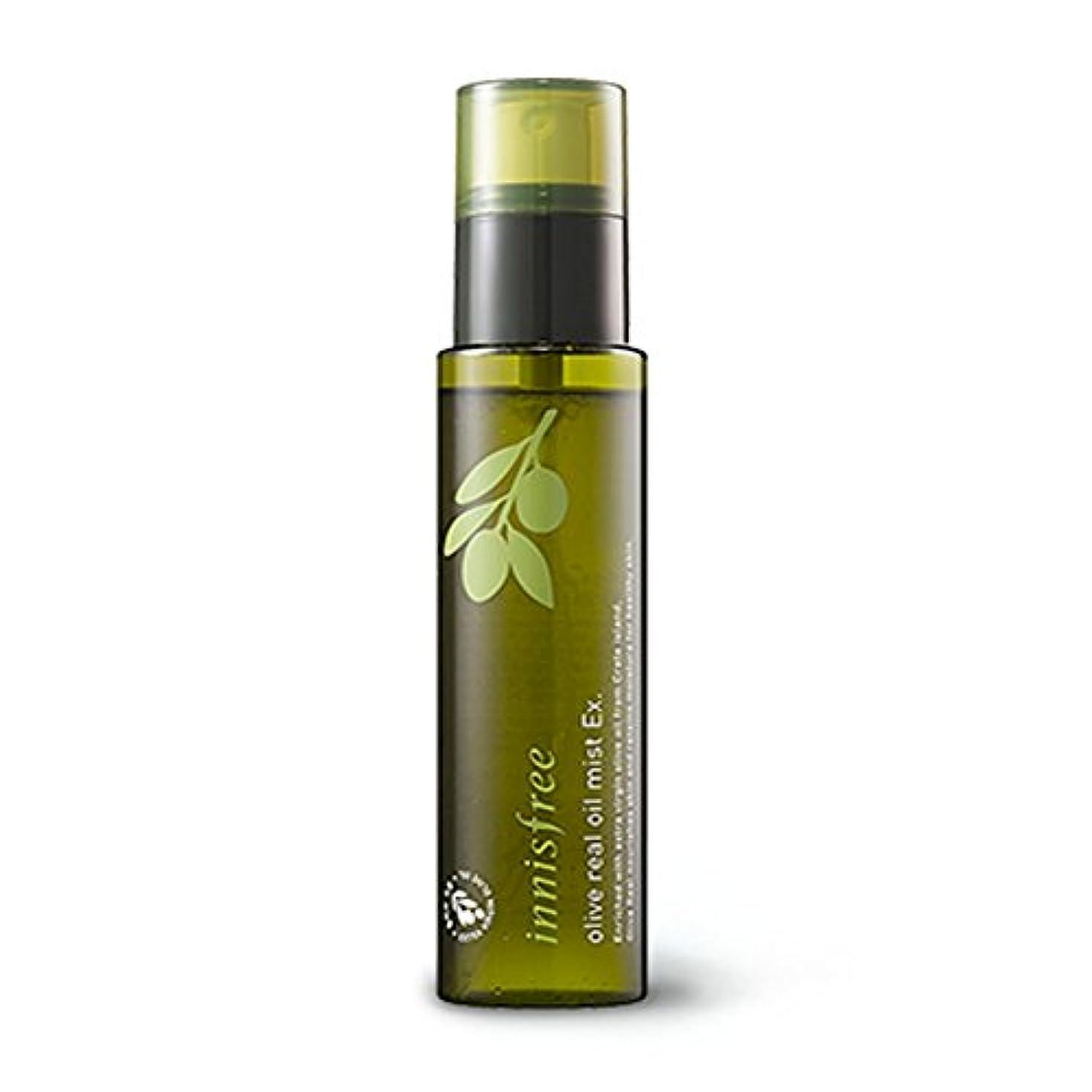 容疑者悪行しかしイニスフリー オリーブリアルオイルミストEx。80ml Innisfree Olive Real Oil Mist Ex. 80ml [海外直送品][並行輸入品]