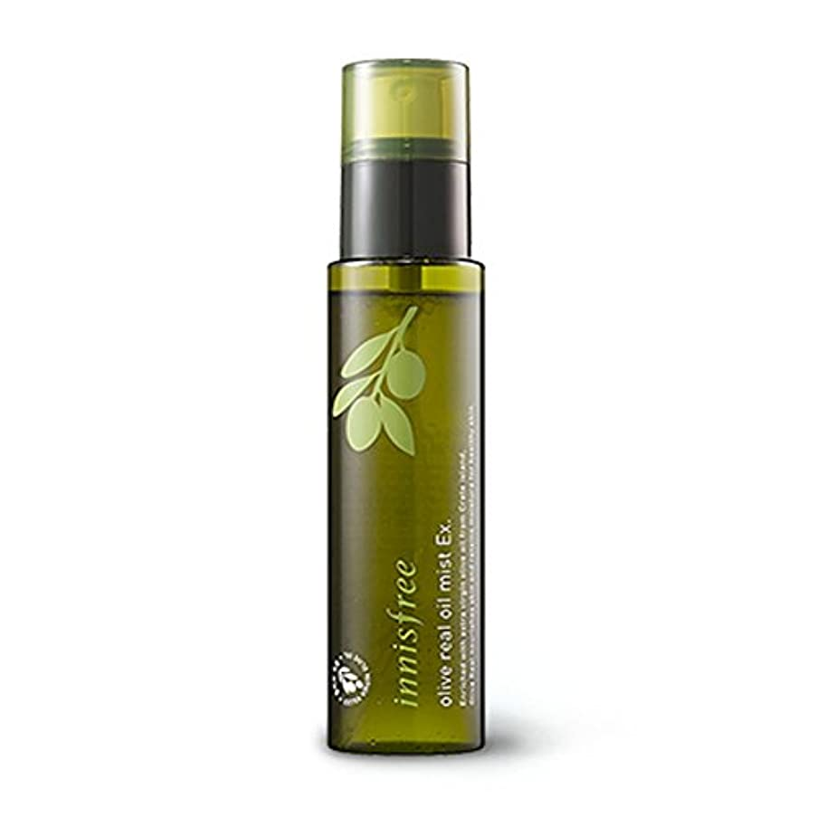男アルカイック鍔イニスフリー オリーブリアルオイルミストEx。80ml Innisfree Olive Real Oil Mist Ex. 80ml [海外直送品][並行輸入品]