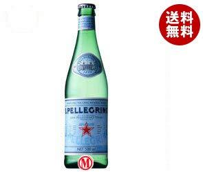 サンペレグリノ 瓶 500ml ×24本