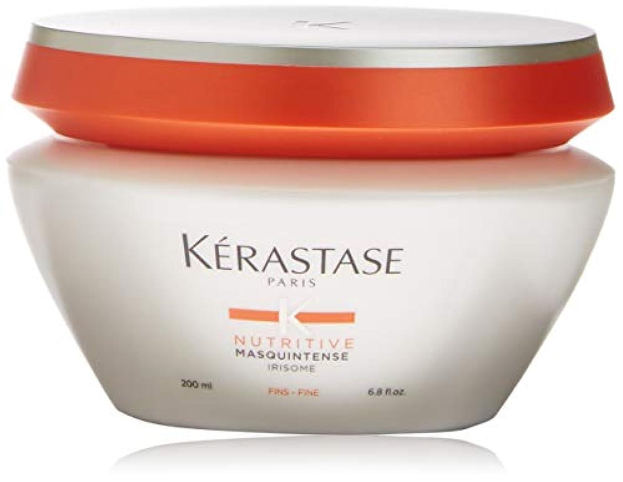動的免疫一貫したケラスターゼ(KERASTASE) ニュートリティブ NU マスク アンタンス ファン(太い髪用) 200ml [並行輸入品]