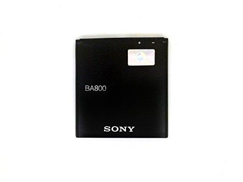 海外純正品 電池パック SONY 対応機種 XPERIA AX/auXPERIA VL  SOL21 対応 バルク品 4330 BA800