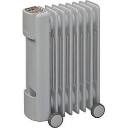 [해외]유 렉스 오일 라디에이터 히터 FZ 시리즈 화이트 FZ8B2TCE/Eurex Oil Radiator Heater FZ Series White FZ 8 B 2 TCE
