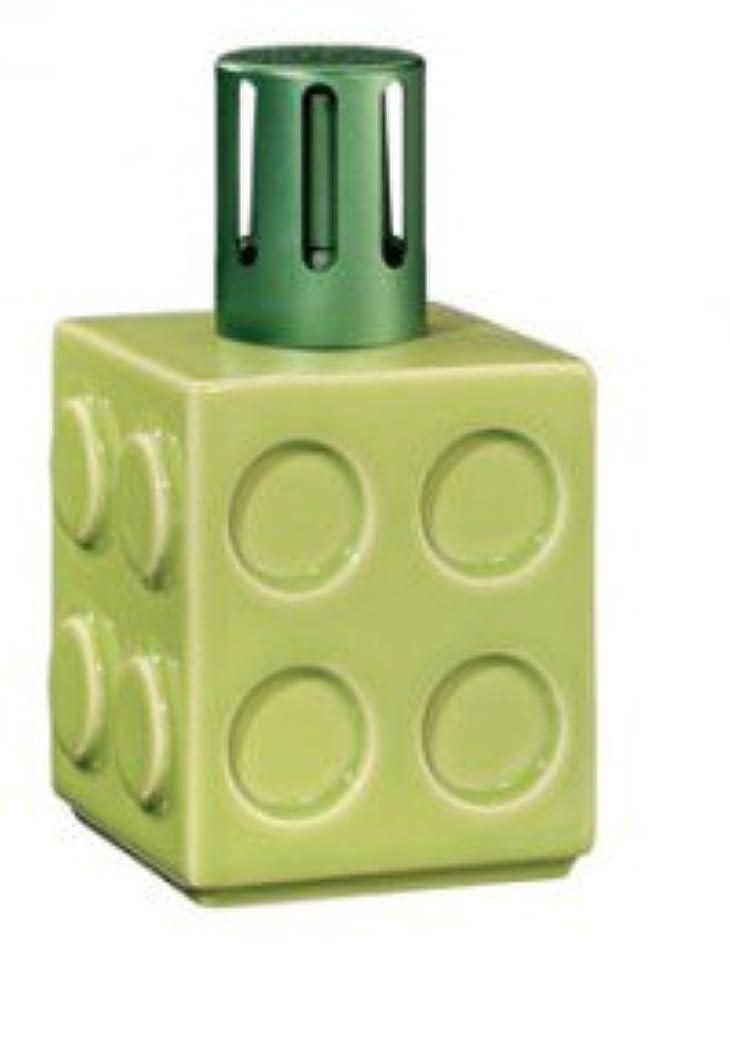 利得振りかける淡いランプベルジェ?ランプ Play Berger Green