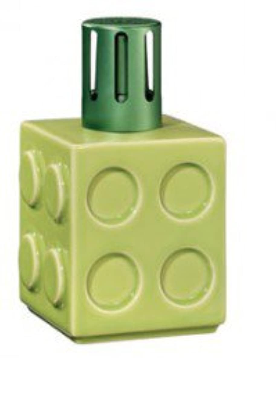 コロニアル凝視露出度の高いランプベルジェ?ランプ Play Berger Green
