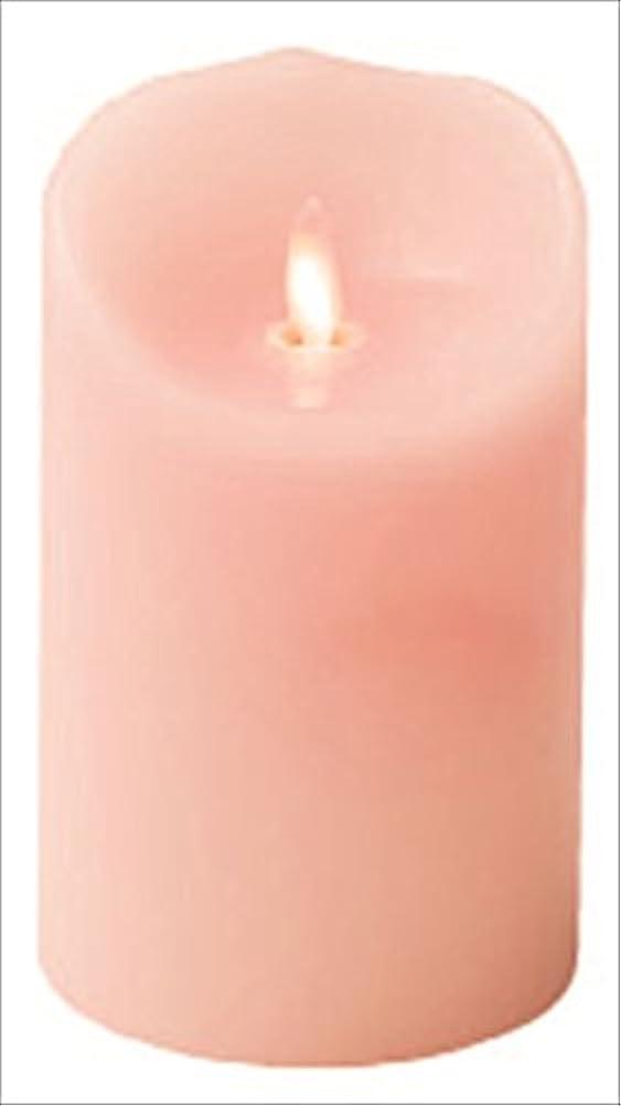 誕生日ワークショップレイルミナラ( LUMINARA ) LUMINARA(ルミナラ)ピラー3.5×5【ボックスなし】 「 ピンク 」 03000000PK