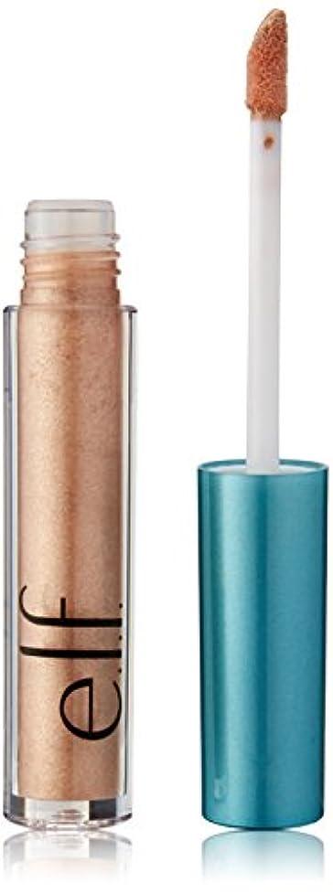 くしゃみ成功甘美なe.l.f. Aqua Beauty Molten Liquid Eyeshadow - Brushed Copper (並行輸入品)
