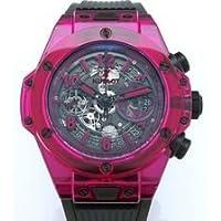 ウブロ ビッグバン ウニコ レッドサファイア 世界限定250本 411.JR.4901.RT ブラックスケルトン文字盤 メンズ 腕時計 新品 [並行輸入品]
