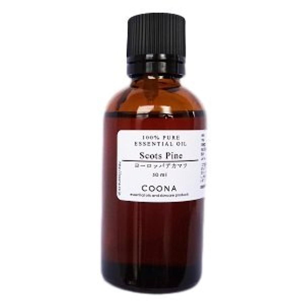 事実強盗なかなかヨーロッパアカマツ 50 ml (COONA エッセンシャルオイル/アロマオイル/精油)