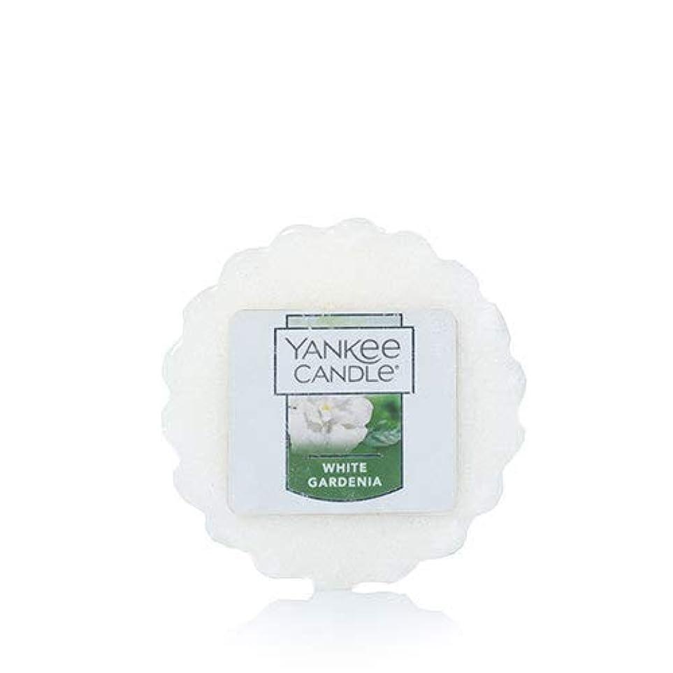 爆発するテザーする必要がある【YANKEE CANDLE/ヤンキーキャンドル】Tarts® Wax Melts タルト ワックスポプリ ワックスメルト White Gardenia ホワイトガーデニア 0.8oz (22g)