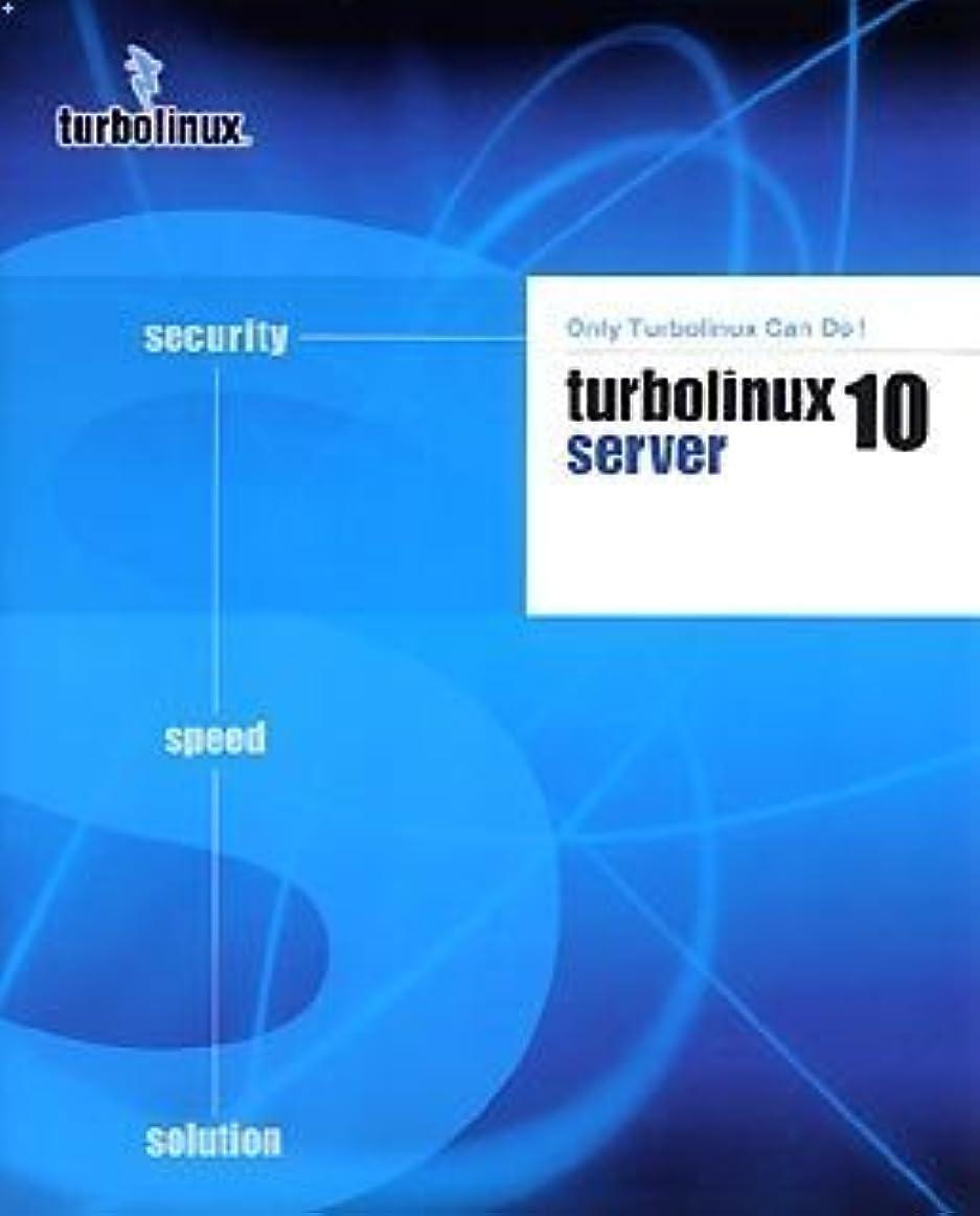 懇願するエキスパート折るTurbolinux 10 Server