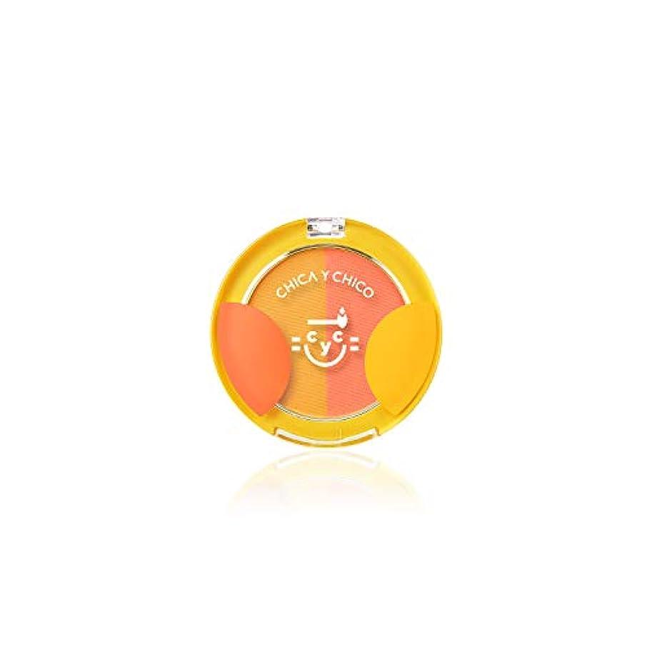 誓いガイドジョブ[チカイチコ]ワンタッチデュオチーク1号(ジューシーフルーツアロー)■高発色