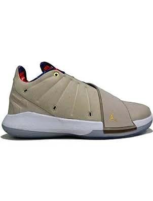 """[ナイキ] (ジョーダン) Jordan シューズ クリス ポールJordan CP3 XI""""Cliff Paul"""" D.Sand/Wht/U.Red/M.Gold バスケットボール 28.5"""