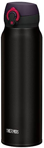 サーモス 水筒 真空断熱ケータイマグ 【ワンタッチオープンタイプ】 750ml マットブラック JNL-752 MTBK