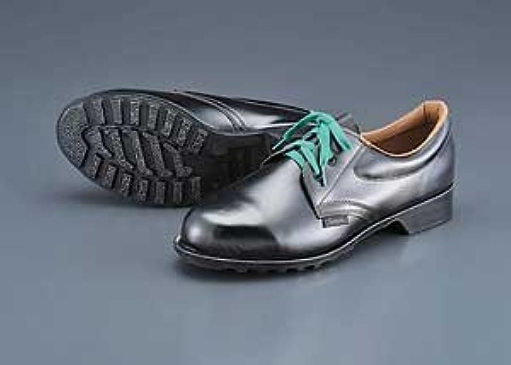 直面する承認ラックエスコ 27.0cm耐電作業靴(絶縁ゴム底) EA998VN-27