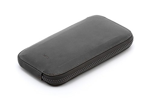 Bellroy All Conditions Phone Pocket - Plus ウォレット Charcoal