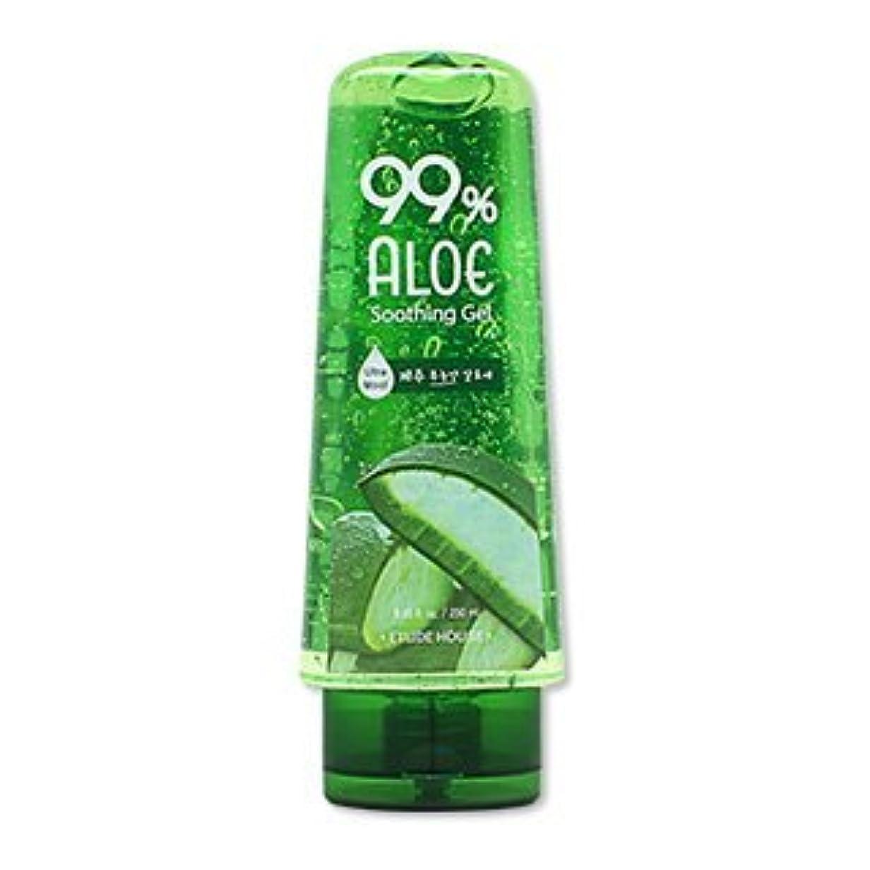 放送ラッシュ創傷ETUDE HOUSE 99% Aloe Soothing Gel 250ml/エチュードハウス 99% アロエ スージング ジェル 250ml