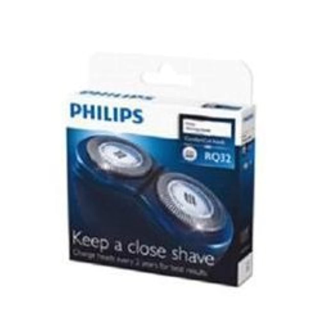 構成員馬鹿げた窓を洗う(8個まとめ売り) PHILIPS シェーバー替刃 RQ32/21