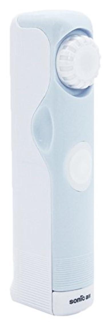 副円形のオフ音波振動アシスト ソニックオール(sonic all) 市販の歯ブラシを音波振動化 SA-2