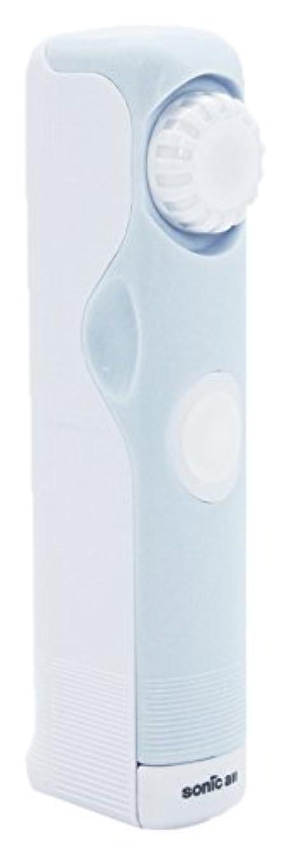 岩パワー士気音波振動アシスト ソニックオール(sonic all) 市販の歯ブラシを音波振動化 SA-2