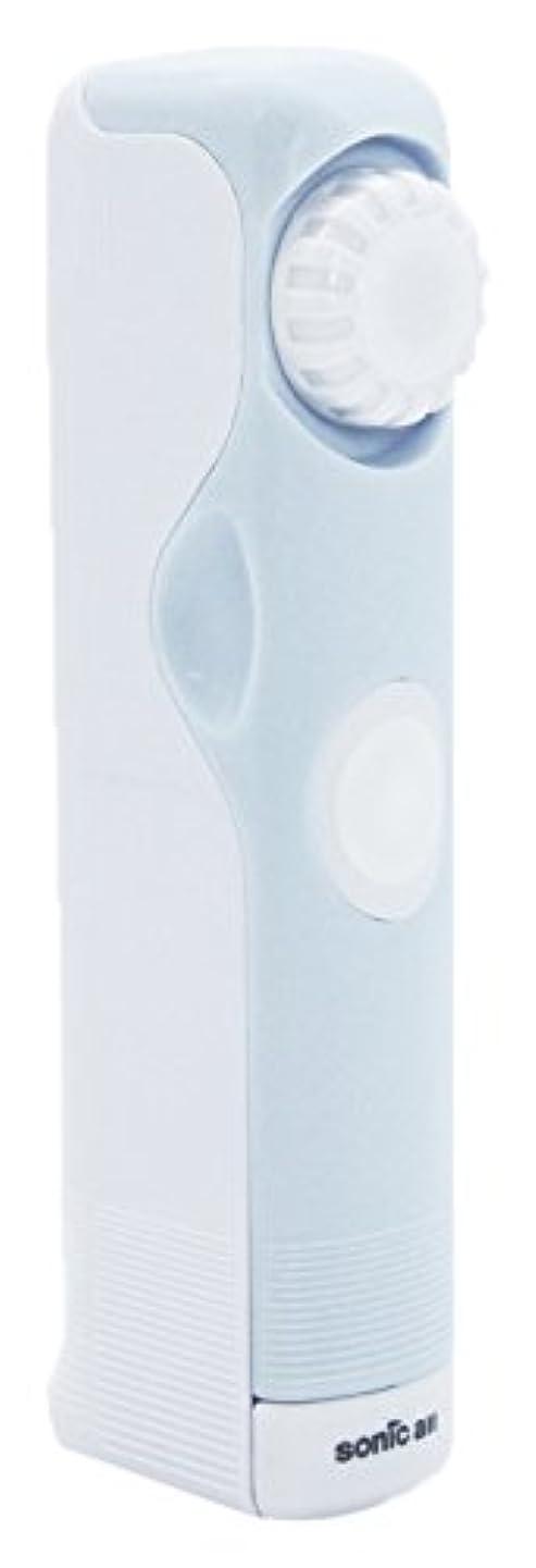 ヨーロッパ計画政治家音波振動アシスト ソニックオール(sonic all) 市販の歯ブラシを音波振動化 SA-2
