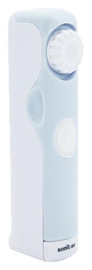 粘着性落胆した出演者音波振動アシスト ソニックオール(sonic all) 市販の歯ブラシを音波振動化 SA-2