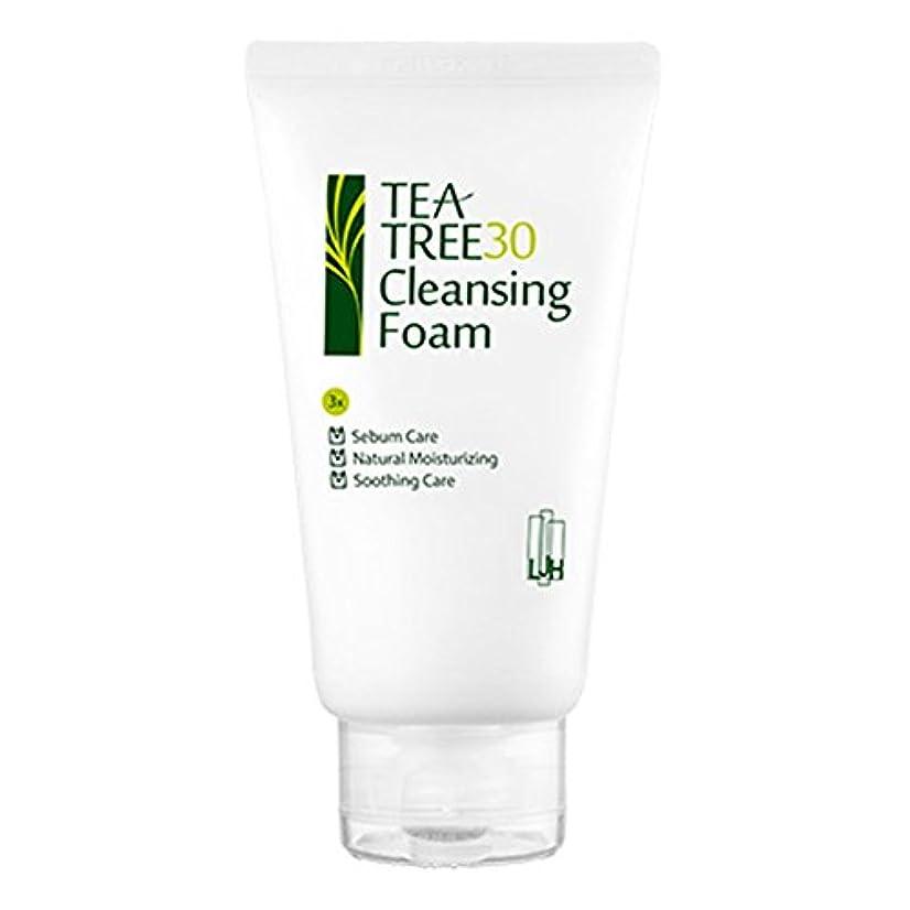 手荷物発表する毒(イジハム) LeeGeeHaam Tea tree 30 Cleansing Foam 150ml (海外直送品)