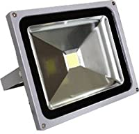 LED投光器 LED作業灯 30W ハロゲン300W相当の明るさ! 防水 防塵 AC100V 夜間作業/工事現場/野外イベントなどに
