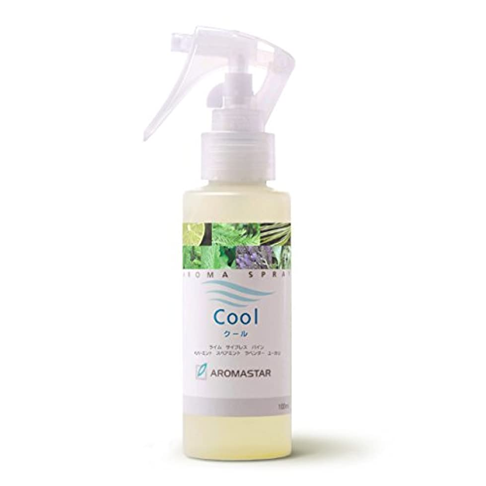 フェードアウト改善汗天然の香りのアロマスプレー【クール】100ml