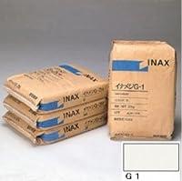 LIXIL INAX 外装用目地材(白) イナメジG1-20KG