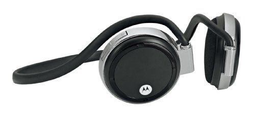 【国内正規品】 MOTOROLA Bluetooth ワイヤレスステレオヘッドセット MOT-S305BK