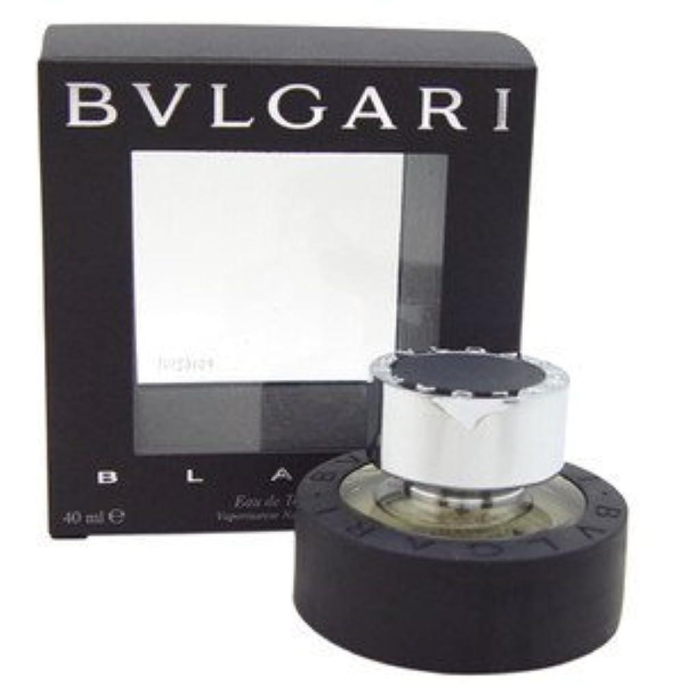 ネックレスロンドン嫉妬ブルガリ(BVLGARI) ブラック EDT SP 40ml[並行輸入品]