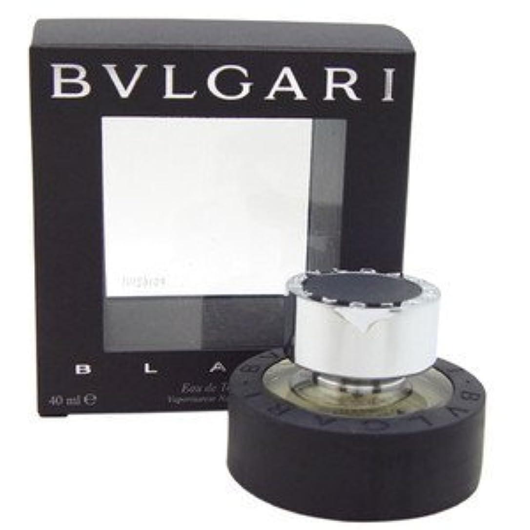 簡単な暫定虫ブルガリ(BVLGARI) ブラック EDT SP 40ml[並行輸入品]