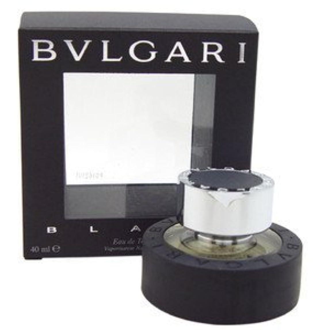 赤無駄ライムブルガリ(BVLGARI) ブラック EDT SP 40ml[並行輸入品]